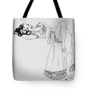 Senorita Rosa Tote Bag