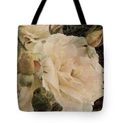Sensual Kiss Of Yesteryear Tote Bag