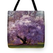 Sensual Secrets Where Passion Blooms Tote Bag