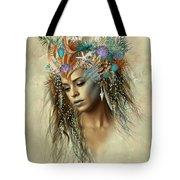 Sensual Siren Tote Bag