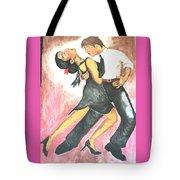 Sensual Tango Tote Bag