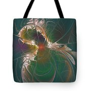 Sensually Dreamy Tote Bag