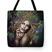 Sensually Sweet 02 Tote Bag