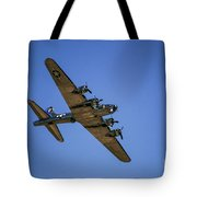 Sentimental Journey In Flight Tote Bag