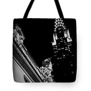 Sentinel For Grand Central Tote Bag