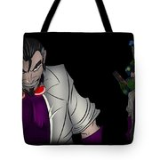 Sentinels Of The Multiverse Tote Bag