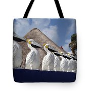 Sentry Pelicans Tote Bag