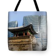 Seoul, Old And New Tote Bag