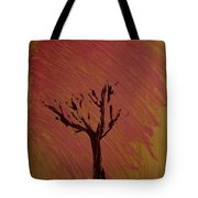 Separate Place Tote Bag