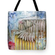 Separate Reality 3 Tote Bag