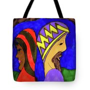 Separation  Causes Weakness Unity Produces Strength Tote Bag
