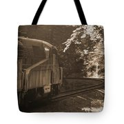 Sepia Cheat Mountain Salamander 2 Tote Bag