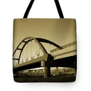 Sepia Treatment Tote Bag