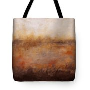 Sepia Wetlands Tote Bag