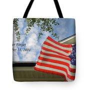 September 11 Tote Bag