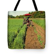 September 20-2016 Plowing Match  Tote Bag