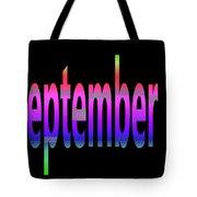 September 5 Tote Bag