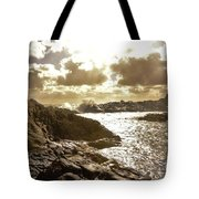 September Clouds Tote Bag