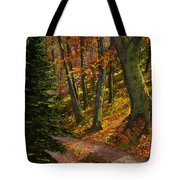 September Road Tote Bag