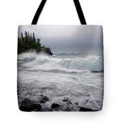 September Storm #2 Tote Bag