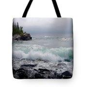 September Storm #3 Tote Bag