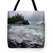 September Storm Tote Bag