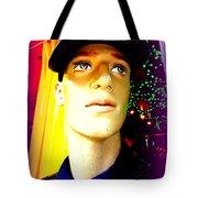Sequin Sam Tote Bag