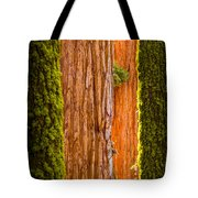 Sequoia Abstract Tote Bag