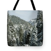 Sequoia National Park 7 Tote Bag