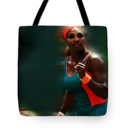 Serena Getting It Done Tote Bag