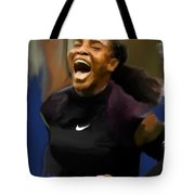 Serena Williams '16 Tote Bag