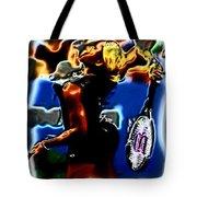 Serena Williams Thermal Catsuit Tote Bag