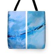 Entangled No.7 - Abstract Painting Tote Bag