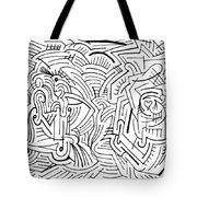 Serendipity Tote Bag