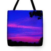 Serene Dawn Tote Bag