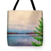 Serene Lake Harmony Tote Bag