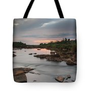 Serene Mornings Tote Bag