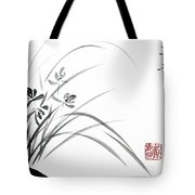 Serene Tranquility Tote Bag
