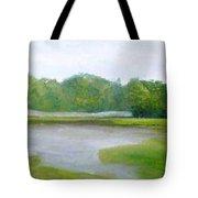 Serene Vista Tote Bag by Sheila Mashaw