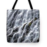Serene Waterfall Tote Bag