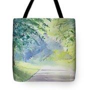 Serene Tote Bag