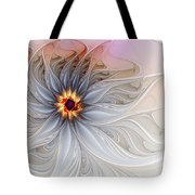 Serenely Blue Tote Bag