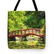 Serenity Bridge II Tote Bag