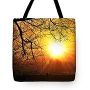 Serenity Dawns Tote Bag