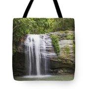 Serenity Falls Tote Bag