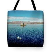 Serenity In The Sea Of Cortez  Tote Bag