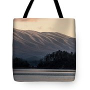 Serenity On The Water Tote Bag