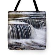 Serenity River Tote Bag