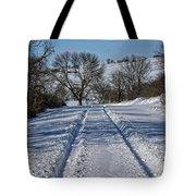 Serenity Road Tote Bag