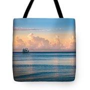 Serenity Sailing Tote Bag